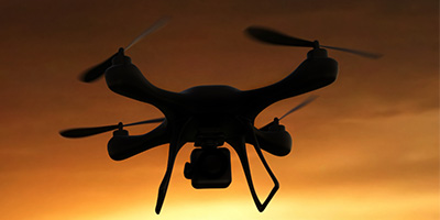 Bipartisan law pushes use of drones for fighting wildfires